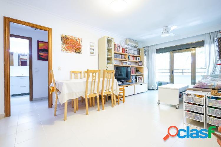 Venta piso con terraza y parking en Coll den Rabassa, Palma