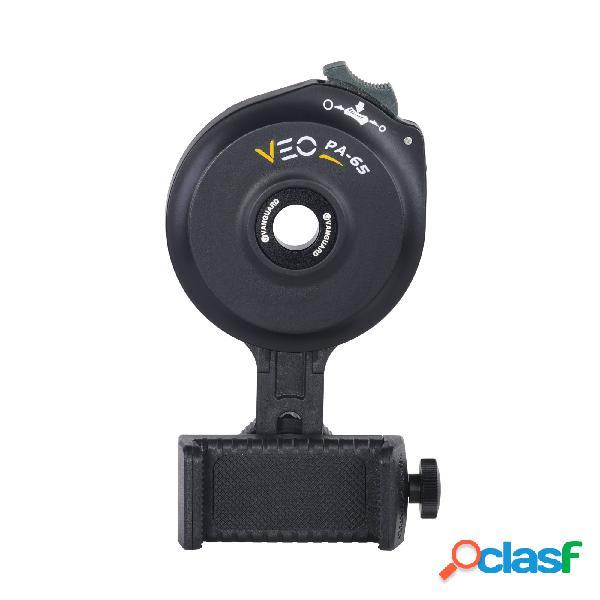 Veo pa-65 - adaptador de móvil para ópticas
