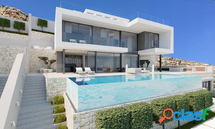 Villa Premium con vistas al mar en Finestrat