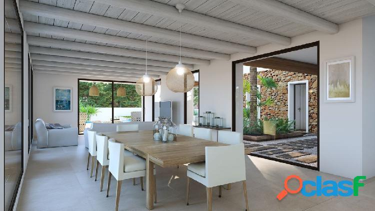 Villa de lujo de nueva construcción en El Portet, Moraira