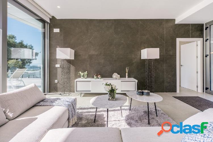 Villa de obra nueva totalmente amueblada en Finestrat