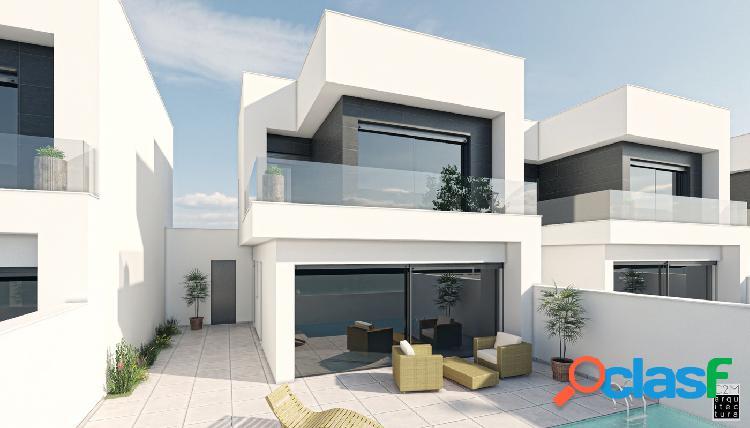 Villa moderna en venta en San Pedro del Pinatar