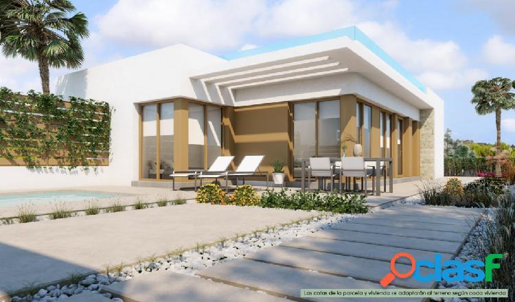Villa semi-adosada de 3 dormitorios y solarium en Vistabella