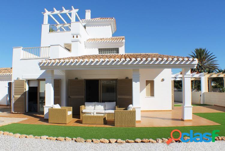 Villas independientes en La Manga del Mar Menor