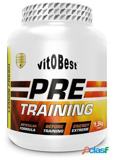 Vit.O.Best Pre Training Limón 1,5 kg
