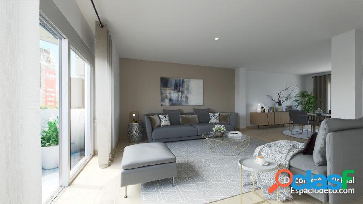 Vivienda de cinco habitaciones en Gran Via Marqués del