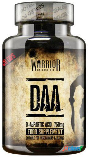 Warrior DAA 120 cápsulas 150 gr