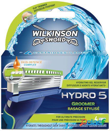 Wilkinson Hydro 5 groomer Power Sel Recambio 4 uds