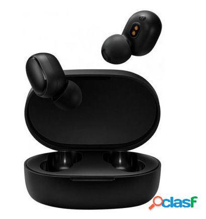 Xiaomi Auriculares Mi True wireless Earbuds basic S negros