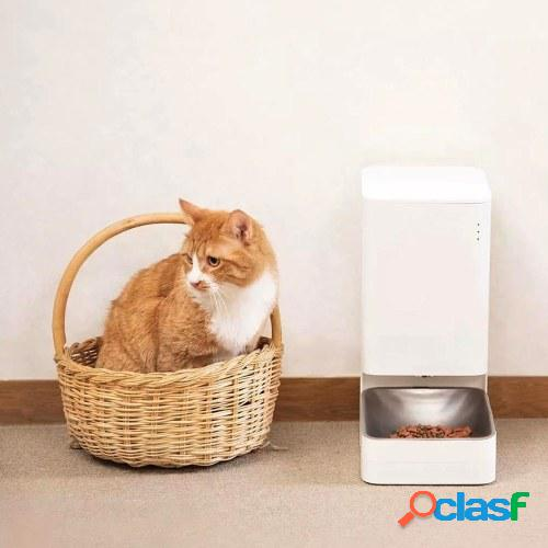 Xiaomi Mijia Smart Pet Feeder Cat Dog Remote Alimentación