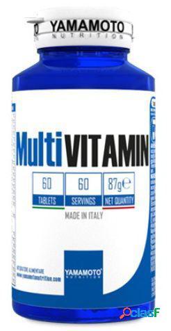 Yamamoto Nutrition Multi Vitamin 60 Comprimidos