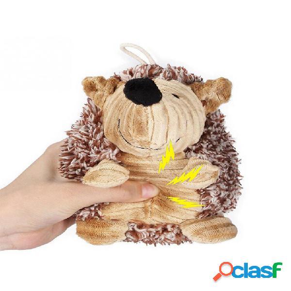 Yani Pet Chew Toys Perro Juguetes Peluche sonajero y