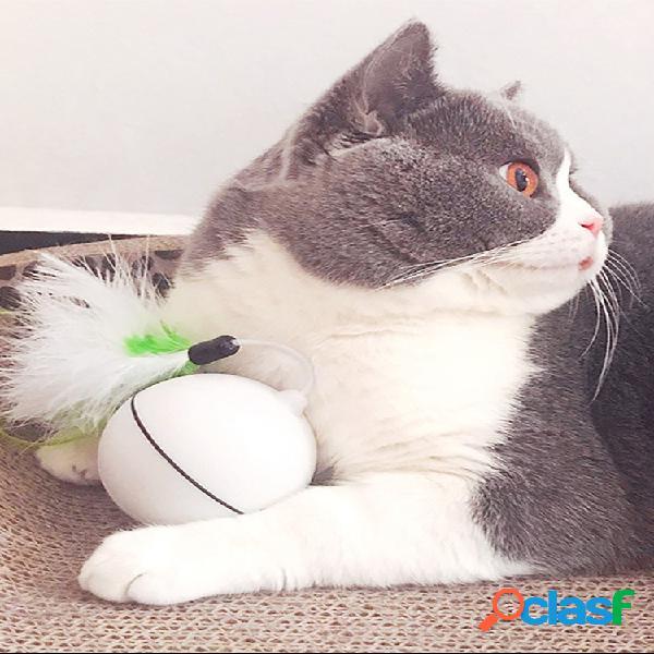Yooap Creative Gato Juguetes interactivos Bola rodante