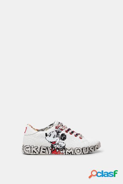Zapatillas ilustración Mickey Mouse - WHITE - 38