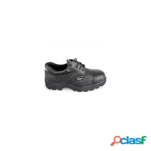 Zapato seguridad stein eco s1+p cuero suela poliuretano