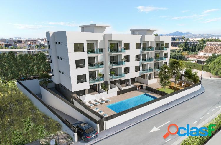 fantastica viviendas de obra nueva en San Juan De Alicante