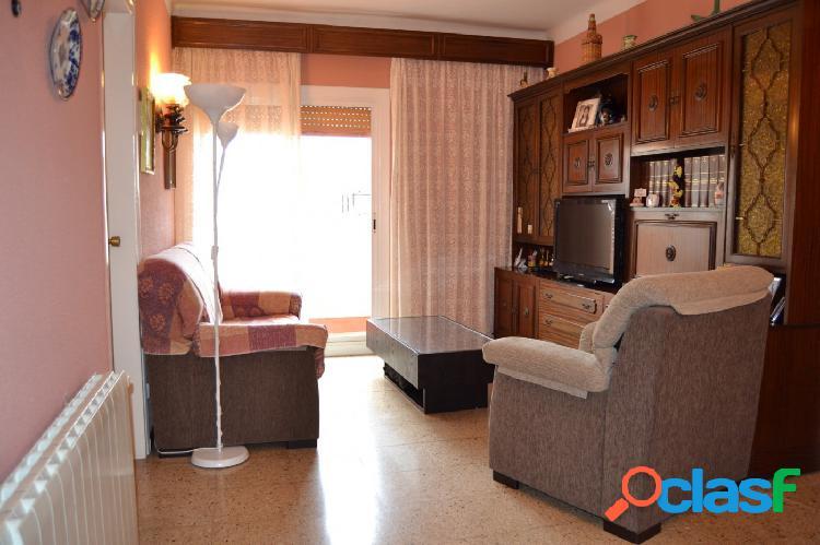 Ático en Sants de 3 dormitorios y terraza
