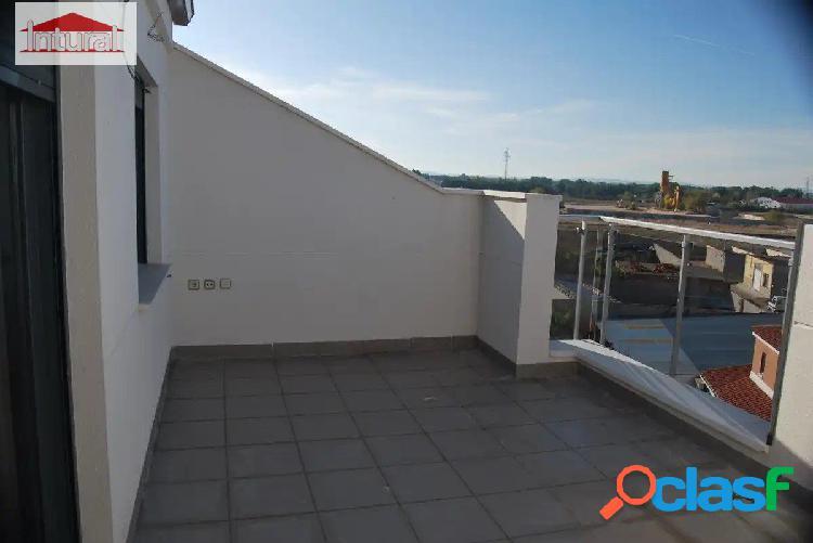 Ático en venta zona Carrefour/ San Pedro con terraza y
