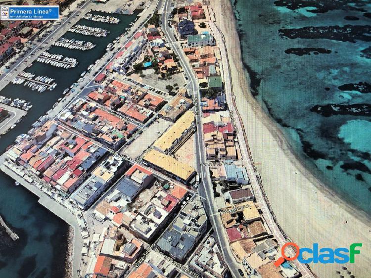 venta de céntrica vivienda en Cabo de Palos