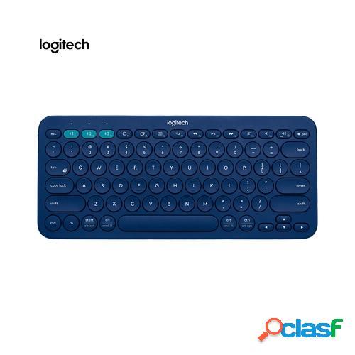 Logitech K380 Teclado inalámbrico Bluetooth 3.0 Teclado