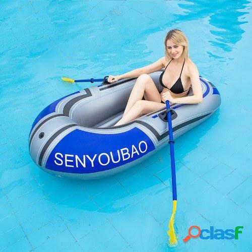 Nuevo estilo Material de PVC Canoa y kayak Bote de goma