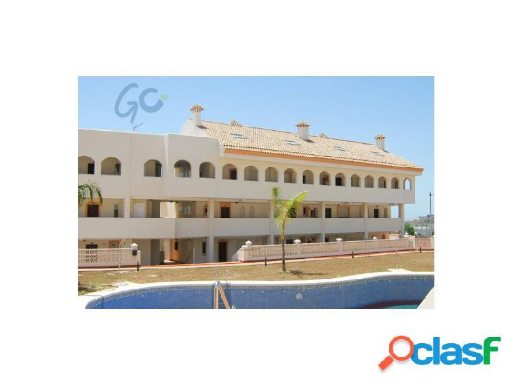 GC pone a la venta un piso en Benalmádena, Málaga.