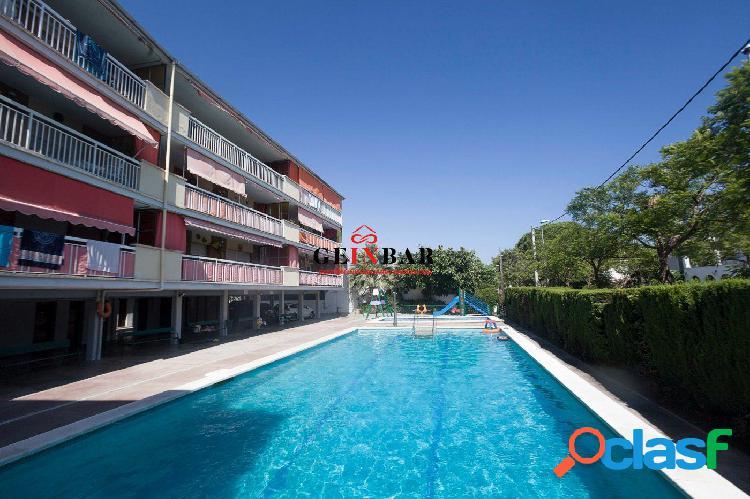 Apartamento en Castelldefels con vistas al mar a 200 m. de
