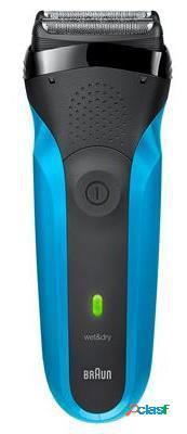 Braun Afeitadora Eléctrica Series 3 Azul