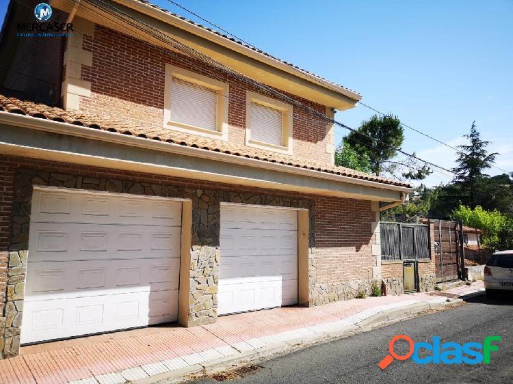Casa en venta en C/ Hiedra 8, Villalbilla. Madrid