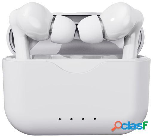 Denver Electronics Auricular Bluetooth Twe 37 Blanco