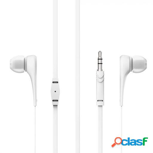 Energy Sistem Auriculares Earphone Style 1 White