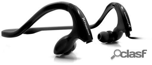Phoenix technologies Auriculares de Diadema con Cable y