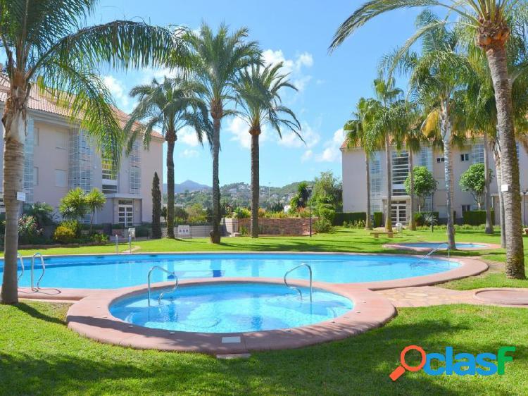 Precioso piso situado en la Playa el Arenal, Javea