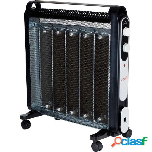 Radiador mica thermic jata rd227n 5 placas negro