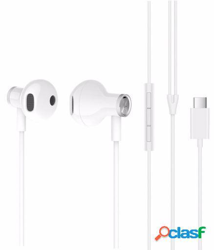 Xiaomi Auriculares Mi Dual Driver Type-c blanco