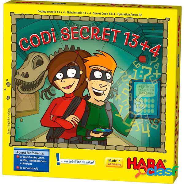 Juego C?digo Secreto 13+4 en Catal?n