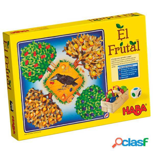 Juego El Frutal