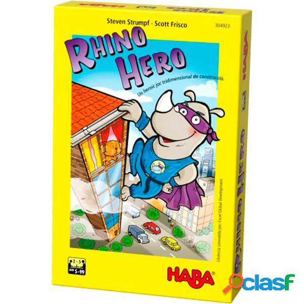 Juego Rhino Hero en Catal?n