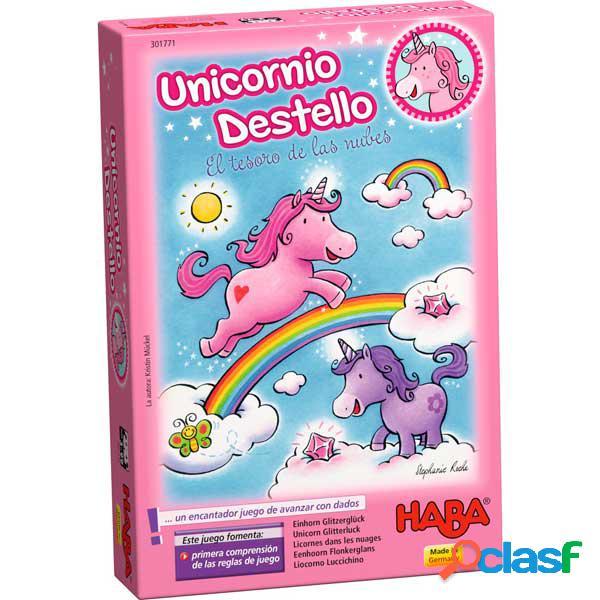 Juego Unicornio Destello El Tesoro de las Nubes