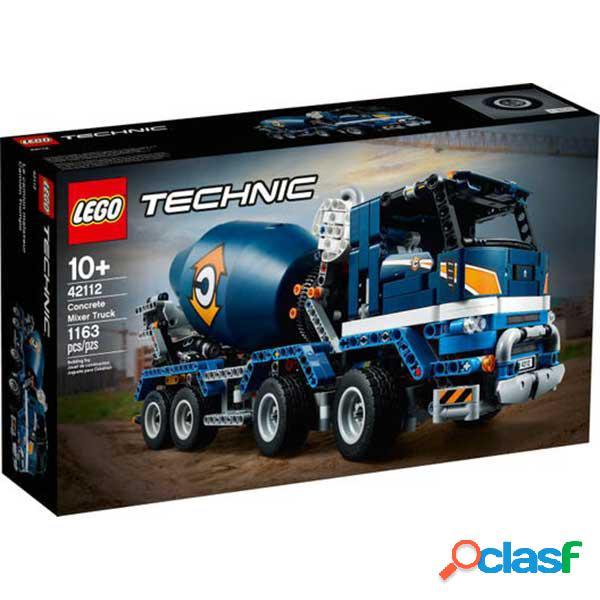 Lego Technic 42112 Cami?n Hormigonera