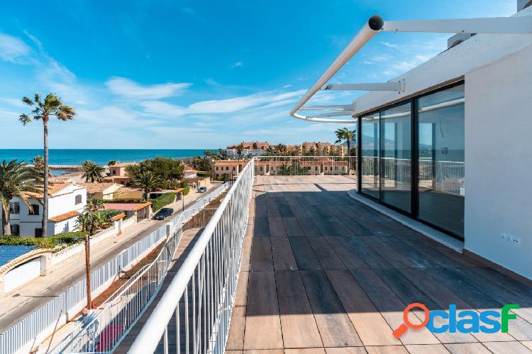 Apartamento Nuevo junto al mar 55 m.