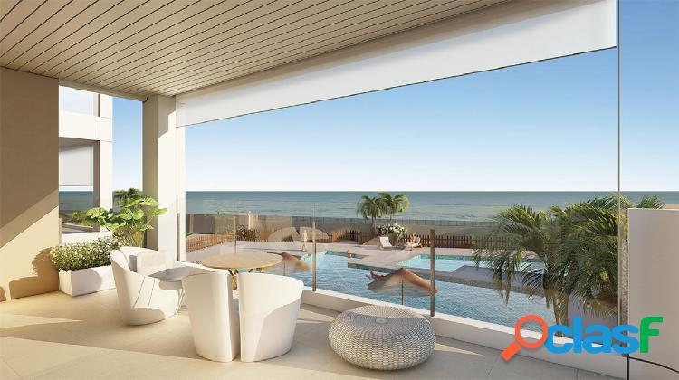 Apartamentos a 100 m de la Playa