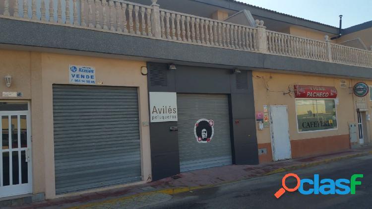 BAJO COMERCIAL EN TORRE PACHECO