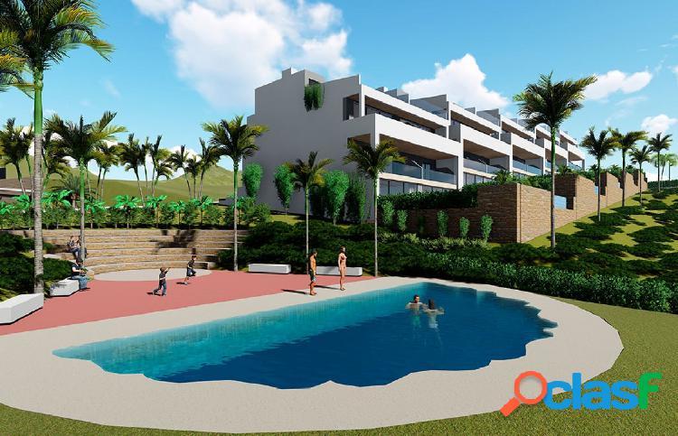 Chalets adosados 3 habitaciones con vistas al mar y a