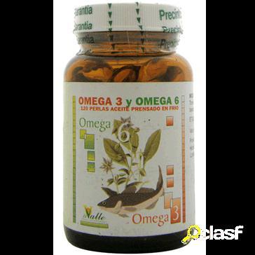 El Valle Omega 3 Y Omega 6 (A.de Borraja Y Salmon) 120