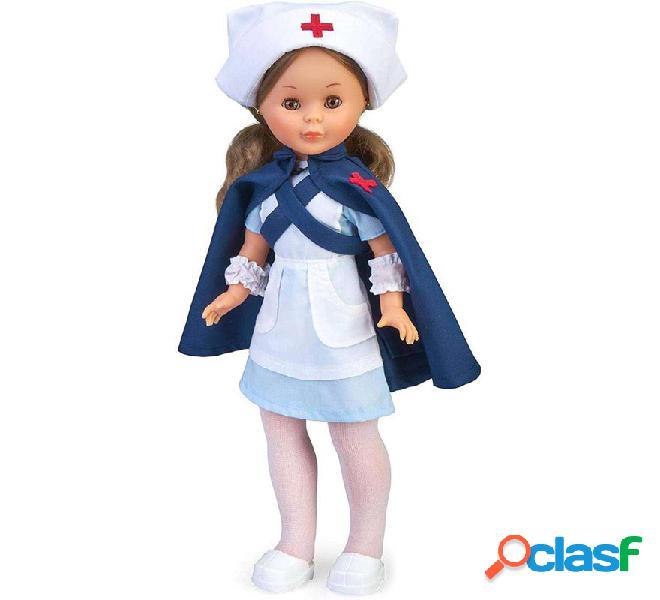 Muñeca Nancy Enfermera de Colección, Reedición de 43 cm