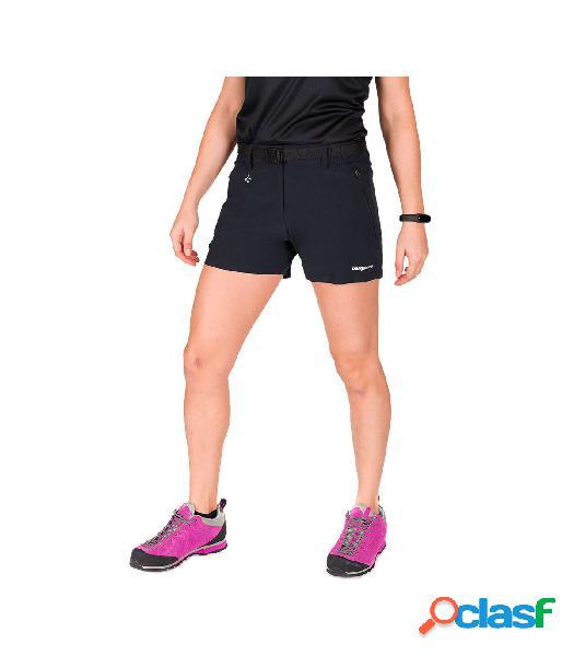 Pantalones cortos Trangoworld Kumo Mujer Black XL
