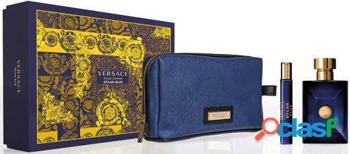 Versace Dylan Blue Lote 3 Piezas