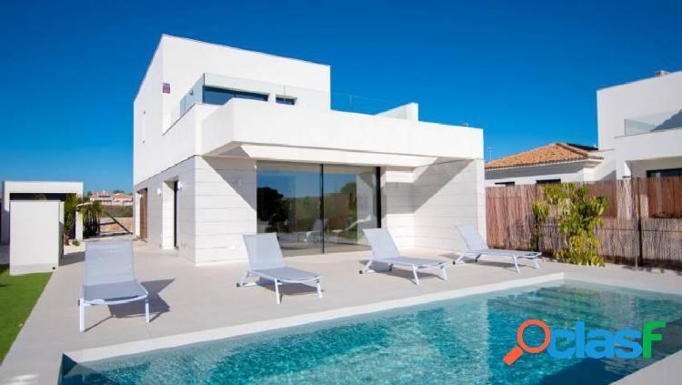 ?Villa 4 habitaciones de las playas salvajes de Guardamar