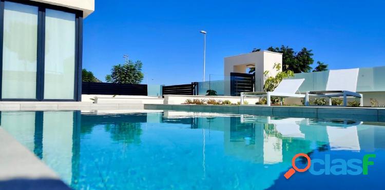 Villa en Planta baja con vistas al mar en La Nucía, cerca
